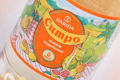 Редизайн линейки лимонадов Darida от Fabula Branding Company