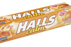 Мон'дэлис Русь выпускает новинку – Halls со вкусом мандарина и имбиря