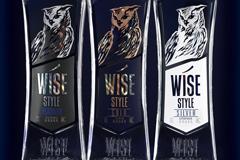 Водка Wise от Runway Branding