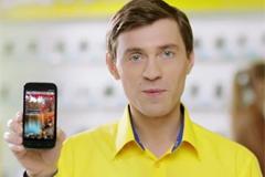 """""""Очень много смартфона"""" в Евросети"""
