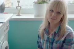 Участниками ТВ- роликов для рекламной кампании Vanish стали реальные покупатели