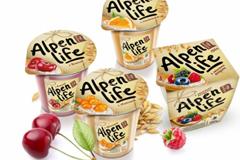 """Бренд нового био – продукта """"Alpenlife"""""""