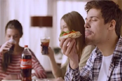 McCann Moscow & Coca-Cola: tastier together!
