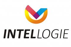 """Логотип и фирменный стиль для логистического стартапа """"Intellogie"""""""