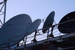 Операторы ловят сигнал из космоса
