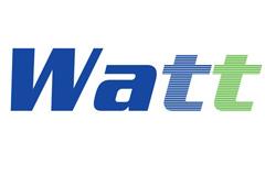 """Логотип, знак и фирменный стиль торговой марки """"Watt"""""""