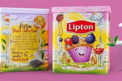 Depot WPF нарисовало мультфильм на упаковке Lipton