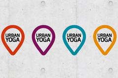"""Агентство """"Asgard"""" разработало фирменный стиль студии """"Urban Yoga"""""""