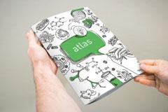 """Organica Design"" изготовила скрайбинг для компании ""Atlas Biomed Group"""