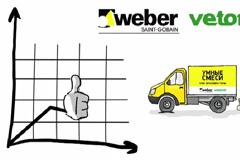 Weber-Vetonit и RTA воплотили в жизнь мечты об идеальном ремонте