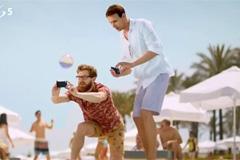 Samsung GALAXY S5. А твой смартфон так может?