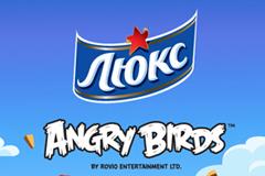 Злые птицы для добрых чипсов