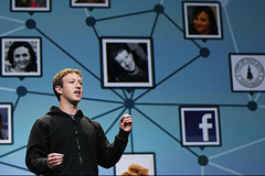 Facebook презентует новую рекламную платформу