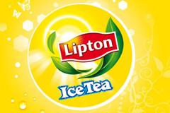 В рекламе чая  Lipton появился термометр