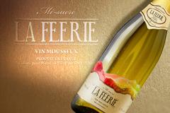 """""""La Feerie"""": классика шампанского"""