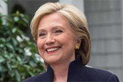 Клинтон украла логотип у WikiLeaks