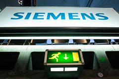 Бизнес Siemens в России сократился вдвое из-за санкций