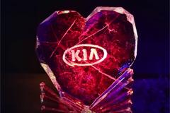 KIA растопил ледяное сердце