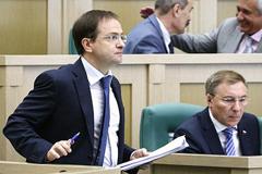Мединский поддержал введение налога на прокат зарубежных фильмов