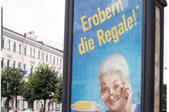 """Производитель масла """"Баба Валя"""" запустил провокационную пиар-кампанию"""