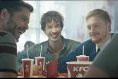 Имиджевая рекламная кампания бренда KFC и агентства Initiative