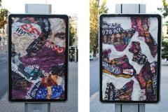 Севастопольский уличный художник представил социальный арт-проект
