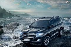 Toyota в 2015 году выпустила три полномасштабные федеральные кампании для обновленных внедорожников
