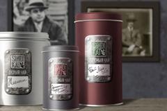 Ростовская дизайн-студия использовала тему контрабанды в разработке бренда чайного синдиката