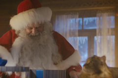 МТС, Дед Мороз и три кота