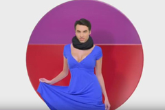 """Торговый комплекс """"Савеловский"""" вышел с рекламной кампанией, посвященной сезонным праздникам"""