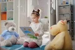 Contrapunto создало ролик для детского Линекс