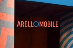 Айдентика Arello Mobile