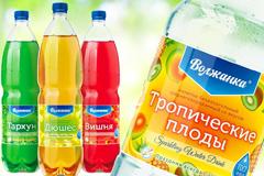 """Лимонады """"Волжанка"""" от бренд-бюро iQonic"""