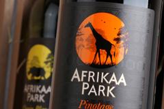 "Вино Afrikaa Park от ""Ладоги"""