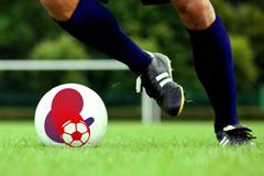 Брендинг для футбольных тренировок