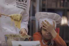 Publicis Russia: время печь с Electrolux