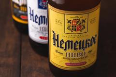 """Дизайн пива """"Немецкое"""""""