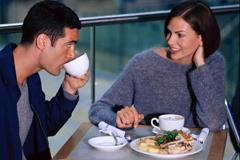 В кризис выросла доля посетителей кофеен и кафе