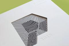 Дизайн годового отчета банка от Subbota