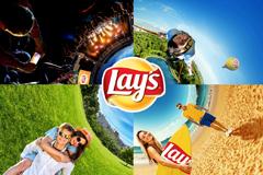 Летняя кампания Lay's