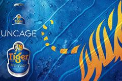 HEINEKEN запустил рекламную кампанию пива Tiger