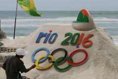 Символика и популярные ролики Летних Олимпийских игр в Рио