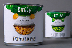 Овощные консервы Smily: позитивное открытие