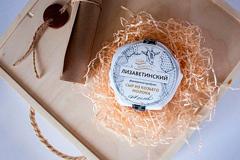 """Редизайн сыра """"Лизаветинский"""""""