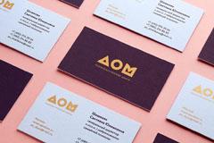 Логотип и фирменный стиль для психологического центра