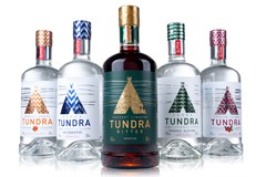 Водки и биттер Tundra