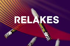 Relakes – новые жидкости для вейпинга