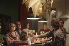 Новогодний ролик ИКЕА