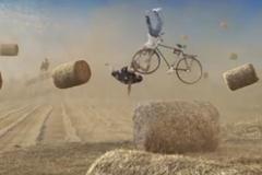"""Рекламный ролик для выставки """"Космос: Рождение Новой эры"""""""