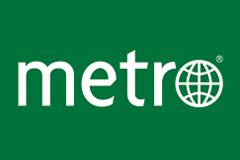 Газета Metro сменила дизайн